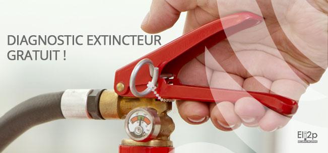 Diagnostic extincteur gratuit