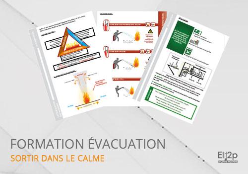 Formation évacuation incendie