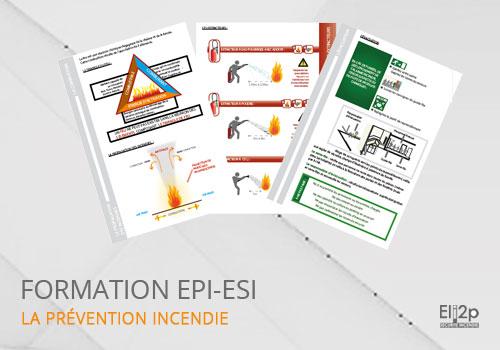 Formation prévention incendie