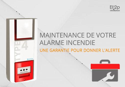 Maintenance alarmes Lyon