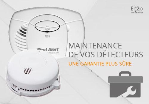 Maintenance détecteurs fumée Lyon