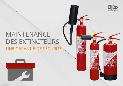 Maintenance extincteur Lyon