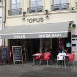 Restaurant Opus Lyon 1
