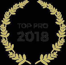 Top Pro 2018 décerné à Eli2P Sécurité Incendie